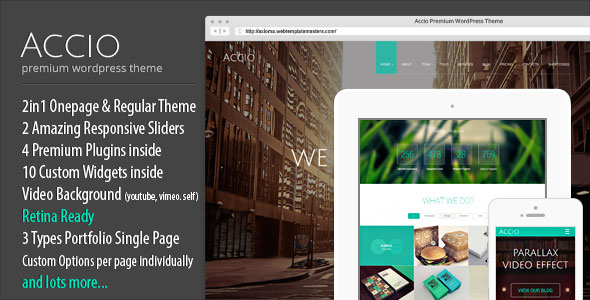 Download Nulled Accio Free v1 1 8 - Freethemes space